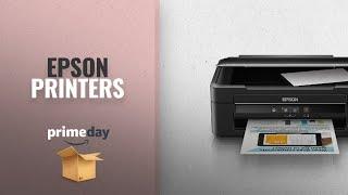 Epson Printers Prime Day Deals: Epson L361 Multi-Function Ink Tank Colour Printer (Black)