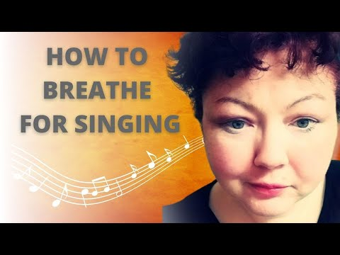 How to Breathe Effectively for Singing