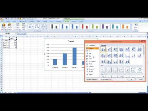 Creating Chart and Changing it using VBA