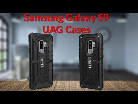 Samsung Galaxy S9 UAG Cases - YouTube Tech Guy