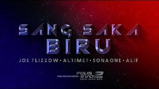 Joe Flizzow 2C Altimet 2C Sonaone 26Amp 3B Alif Sang Saka Biru 5Bofficial Lyric Video 5D 5Bost