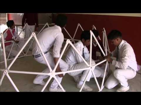 Geodesic 3V PVC Dome