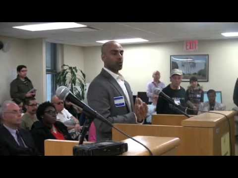 Nabin Mandal exposes fraudulent counting of absentee ballots in Queens!