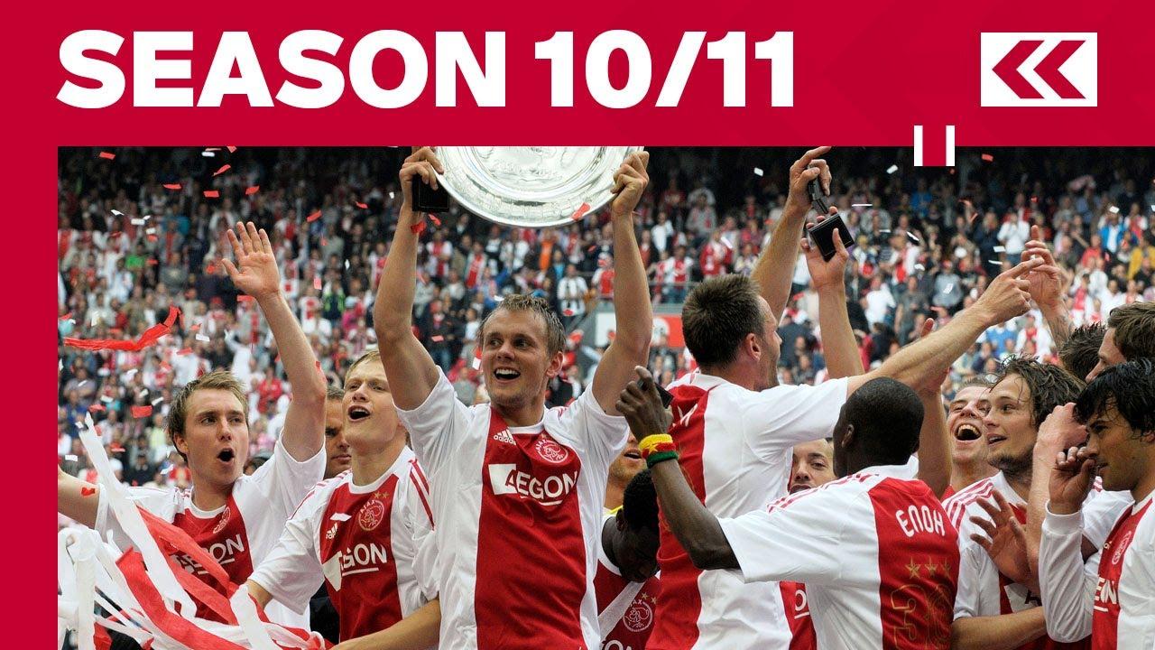THE WAIT IS OVER! ⭐️⭐️⭐️ | Ajax Jaaroverzicht '10/'11