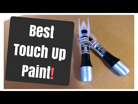 How to Find the Right Touch Up Paint