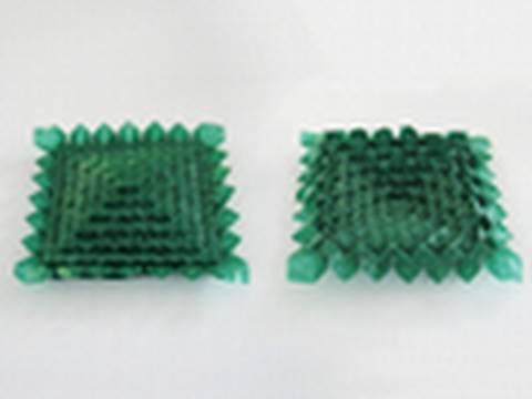 Origami Tessellation Instructions: Clover Folding by Shuzo Fujimoto