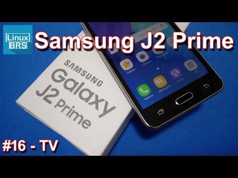 Samsung Galaxy J2 Prime - TV Digital