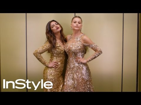Sofía Vergara & Priyanka Chopra 2017 | InStyle