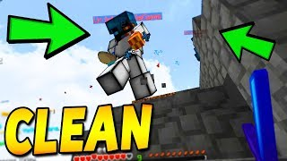 THE ULTIMATE SNEAKY CLEANUP (Hypixel Skywars)
