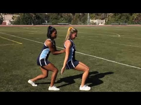 How to Tumble | Cheerleading