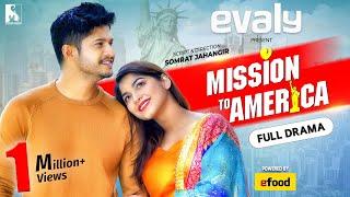 Mission To America | Full Drama | Niloy Alamgir | Parsa Evana | Bangla New Natok 2021 | Sarker Media
