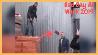 Bad Day At Work | Job Fails 2019 | Extrem Funny