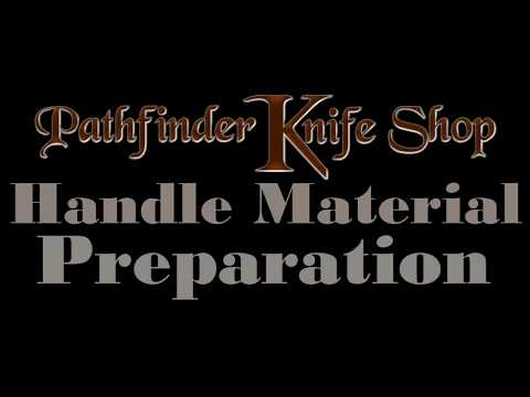 Knife Handle Material Preparation by PKS