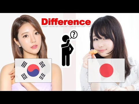 Xxx Mp4 Top 10 Differences Between Japan And South Korea 3gp Sex