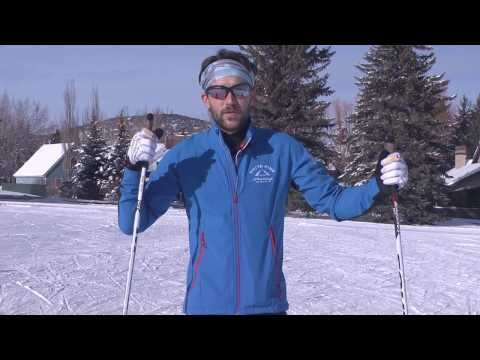 Nordic Skiing With JANS.com: V2 Skate Technique