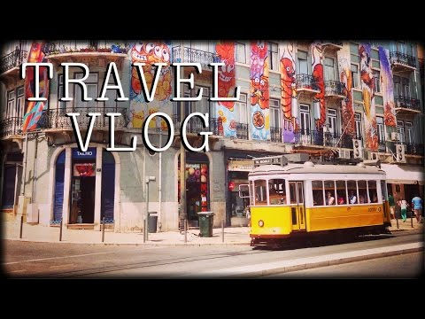 European Adventure Travel Vlog: London + Amsterdam + Lisbon