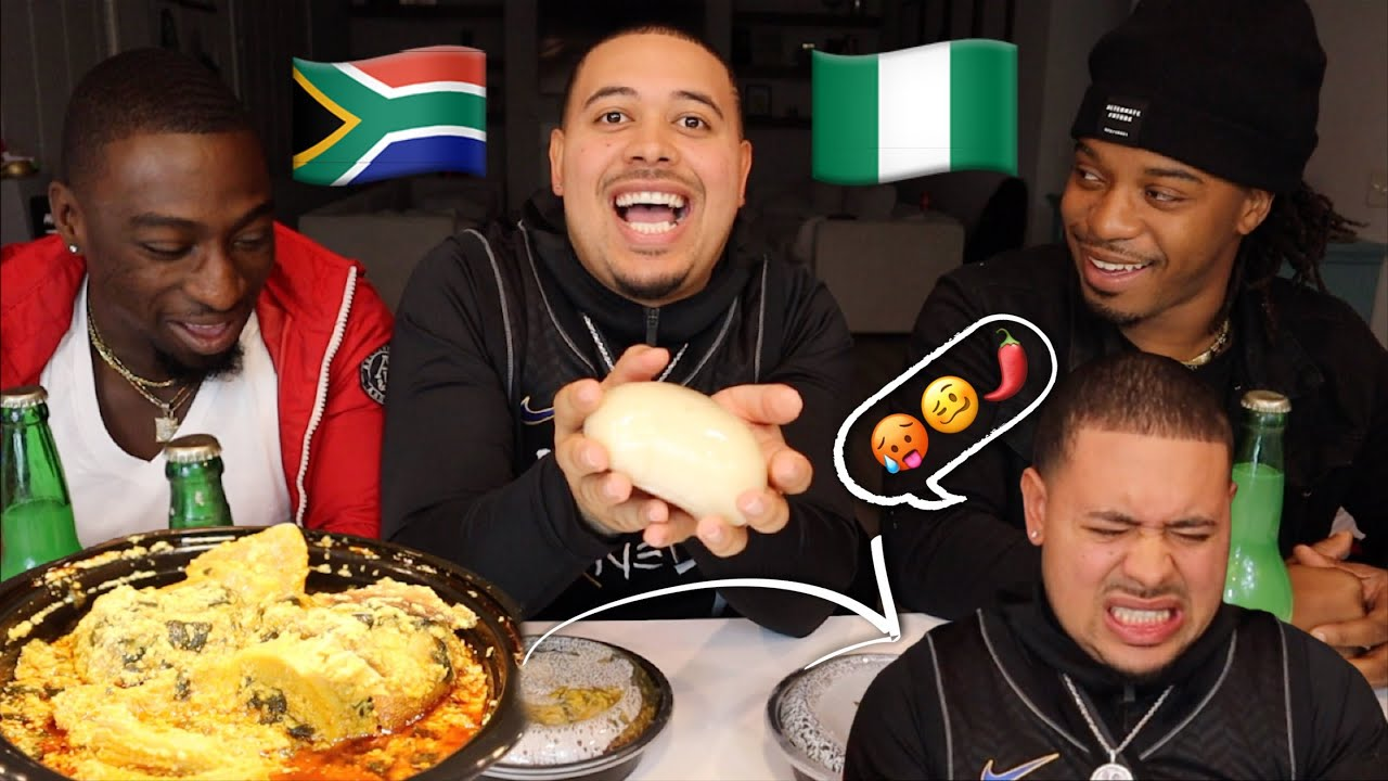 Trying FuFu For The First Time