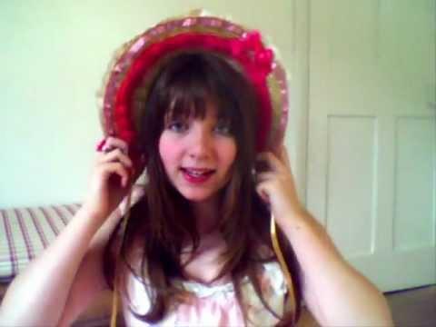 A Lolita Bonnet