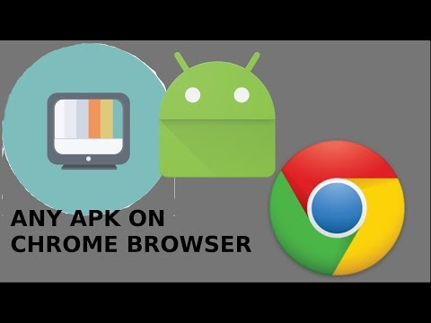 Install Any APK in Chrome Browser less than 5 mins[2017]