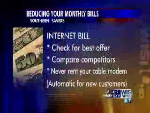 Ways to Save on Internet, Phone, Cable and Electric Bills