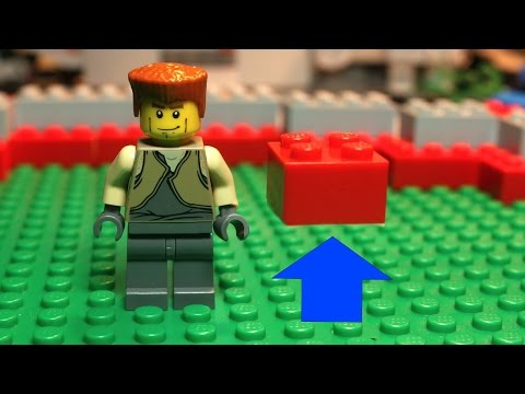 Lego Tutorial | How to make Lego Fly! [Part 2]