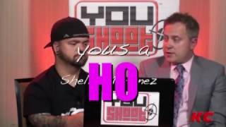 Hornswoggle - Which Divas Are Hoes? (Ho Bag)
