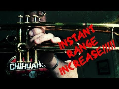 #1 HACK for Instant Range & High Note Increase for Lead Trumpet Players PROMO