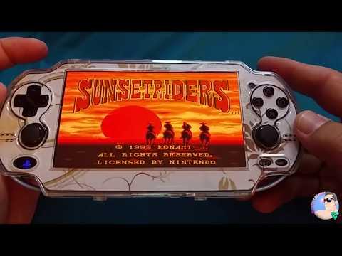 Emulador Super NES PSVita Tutorial Facil