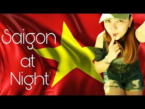 🇻🇳vietnam vlog ☕ SAIGON AT NIGHT [saigon   ho chi minh] episode#4 ⚫ TheWickeRmoss
