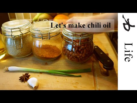 How to Make Kung Fu Chilli oil