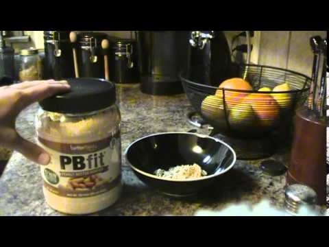 You should be storing this: Peanut butter powder