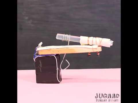 DIY Portable Hot Glue Gun