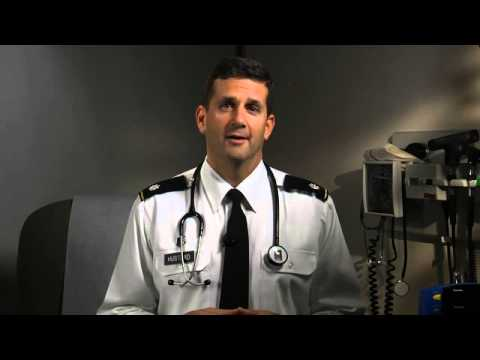 Physician tells his Army Story