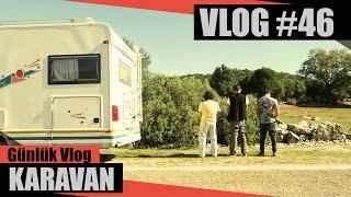 VLOG - Karavanla Seyahat - Güzel Bir Yolculuk