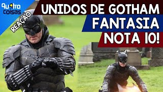 🦇 AVALIANDO O NOVO LOOK DO BATMAN (FANTASIA, ALEGORIAS E ADEREÇOS) Keep Up With the Peixotos