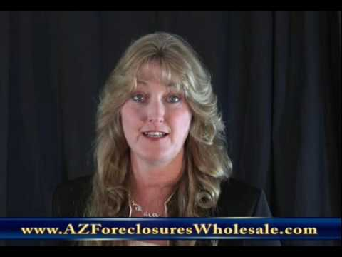 How to buy Foreclosures in Arizona REO (bank-owned property) Easy as 1-2-3!