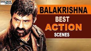 Balakrishna  Best Funny Stunts