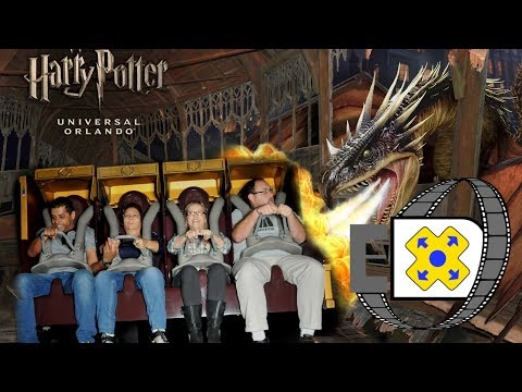 Expansion Drive podcast - Dragon fire, Harry Potter ride issues and 90s theme songs