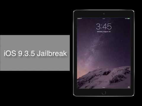 iOS 9.3.5 Jailbreak[Full Jailbreak]