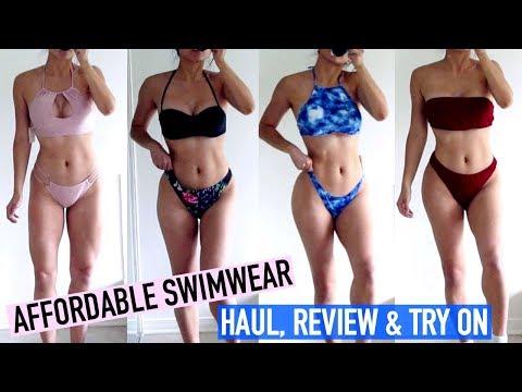 Bikini Haul, Review & Try On | Affordable Swimwear | Zaful