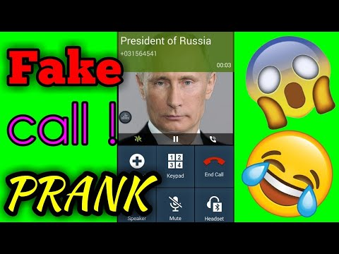How to FAKE PRANK CALL || best app 2018 || 100% working!!!