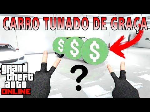 CARRO TUNADO DE GRAÇA + A LOCALIZAÇÃO DELE NO GTA 5 ONLINE (INICIANTES) PS3,PS4,XBOXONE,360,PC
