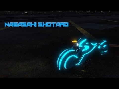 Nagasaki shotaro GTA 5 bike in /san andreas