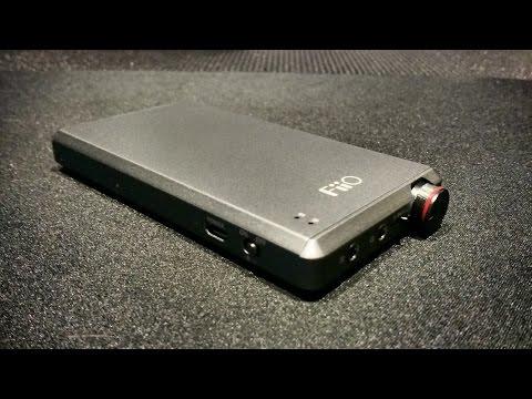 Z Review - FiiO A5 Portable Amp
