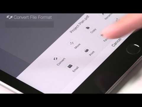 Edit PDF Anywhere  | PDFelement for iOS (30 sec)