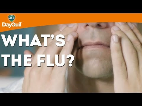 What is the Flu? Influenza A & B Symptoms & Relief | Vicks