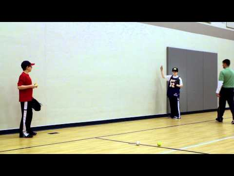 Baseball Throwing Drill to Help Stop Dropping the Arm