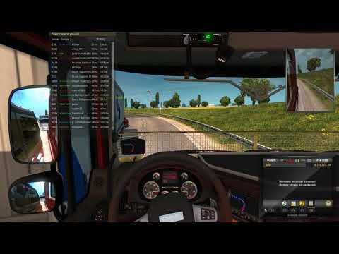 TruckersMP Report: Vadim32