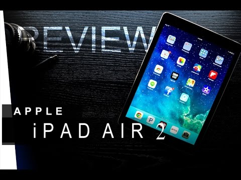 Apple iPad Air 2 - REVIEW
