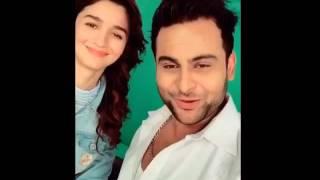 Alia Bhatt funny promoting Dear Zindagi with Sanjay Dutt